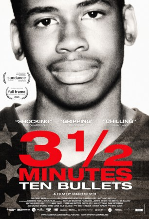 '3 12 Minutes, Ten Bullets' poster