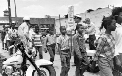 "During the Birmingham Children's Crusade May 2-5, 1963, 3,000 school children from about 8 to 18 marched daily and were arrested and re-arrested daily. Every day they walked out of their classrooms to the 16th Street Baptist Church to be dispatched. ""(T)here were not enough adults prepared to be arrested. So the Children's Crusade turned the tide of the movement,"" says historian Clayborne Carson. On May 11, 1963, Bull Connor was fired after 22 years as police chief."