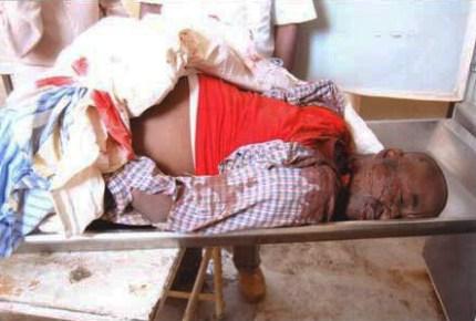 Rwandan Green Party Vice President Andre Kagwa Rwisereka was found beheaded on July 14, 2010.