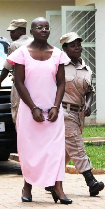 Victoire Ingabire attempted to stand for the presidency in Rwanda in 2010.  She has been in prison since, and prison authorities have refused to let her meet with the lawyers preparing her appeal to the African Court of Human and People's Rights.
