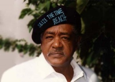 Bobby Seale in a recent photo