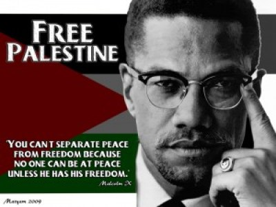 """To clarify the position of the Black Panther Party, Huey P. Newton wrote in a 1970 communiqué called """"On the Middle East"""" included in his book, """"To Die for the People,"""" """"We are against the government that will persecute the Palestinian people."""""""