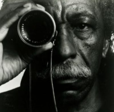Gordon Parks, 1980s – Photo: Toni Parks
