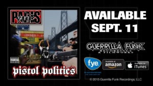 Paris' 'Pistol Politics' available 091115