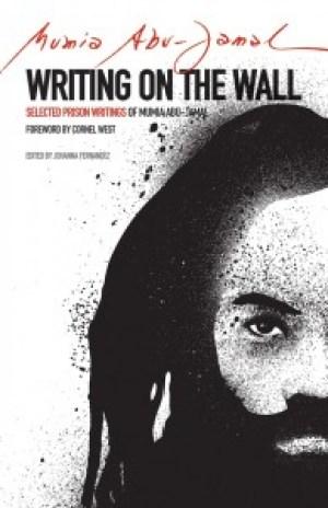 'Writing on the Wall' by Mumia Abu Jamal cover
