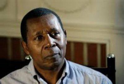 Dr. Léopold Munyakazi, a former French professor at Goucher College