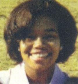 A young Regina Douglas