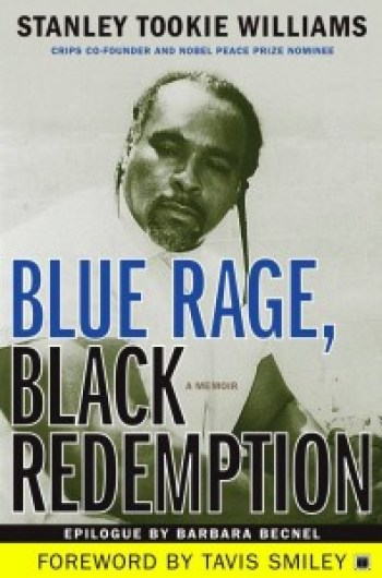 'Blue Rage, Black Redemption' by Stanley Tookie Williams cover
