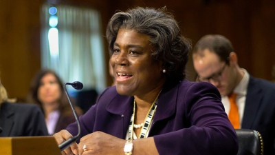 U.S. Assistant Secretary of State for African Affairs Linda Thomas-Greenfield