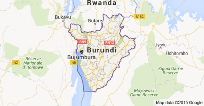 Burundi borders Rwanda to the north, the Democratic Republic of the Congo to the west and Tanzania to the east. U.N. officials and the NGO Refugees International have documented Rwanda's recruitment of Burundian refugees into a new rebel army.