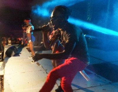 Ghanaian artist Capone, produced by C-Links Media