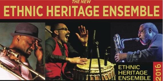The New Ethnic Heritage Ensemble graphic