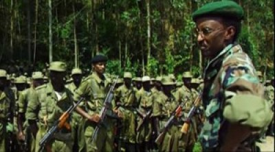 Gen. Paul Kagame led the RPF invasion of Rwanda in October 1990 and waged a four-year war to seize power.