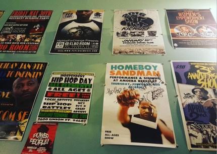 Hip Hop for Change at Aspire East Palo Alto Phoenix Academy – Education Coordinator Malik Diamond and kids