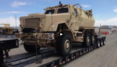 In recent years, the U.S. military has given gifts of weapons and armaments to police departments around the country with the charge to use the equipment within the year.