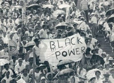 It took a lot of courage to demand Black power in 1966 in Mississippi.