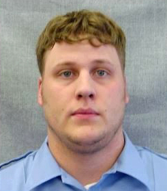 Waupun Correctional Institution officer Joseph Beahm has been the subject of dozens of allegations of abuse by prisoners in solitary confinement, including recent charges leveled by hunger striker Cesar DeLeon. – Photo: Wisconsin Department of Corrections