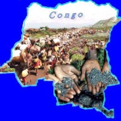 'Congo' graphic