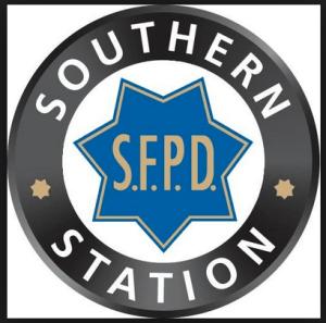 SFPD Southern Station logo