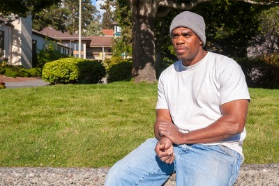 Troy Williams at Humboldt State University