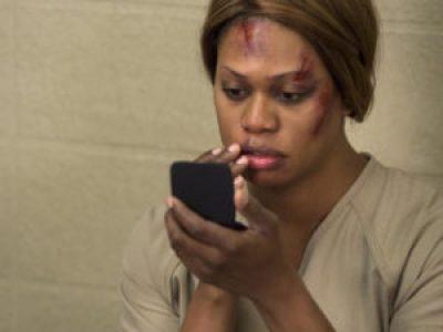 Bing News Headlines: Images of transgender prisoner whose