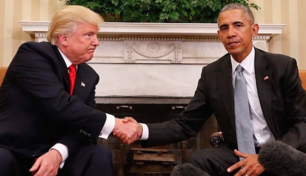 Is Trump conspiring to incarcerate former President Barack Obama