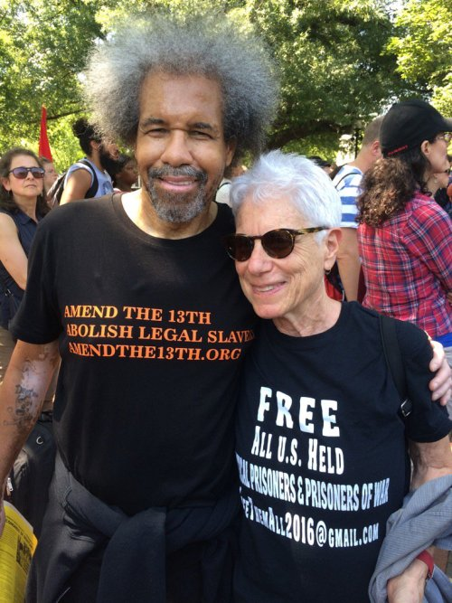 Millions for Prisoners Human Rights: Marchers in DC and San Jose demand abolition of slavery