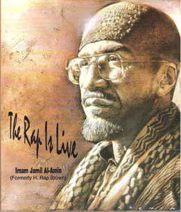 The unofficial gag order of Jamil Al-Amin (H  Rap Brown): 16