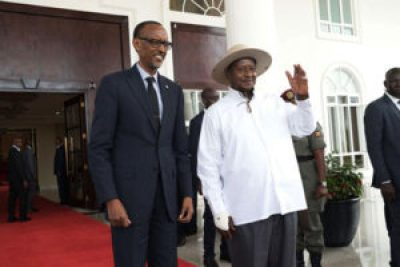 U S  capital interests  So why is Paul Kagame