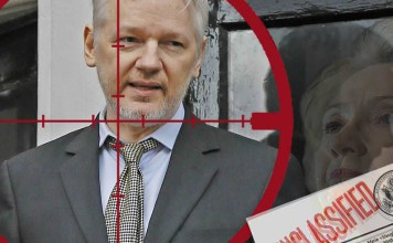 Julian Assange,  targeted by the globalists