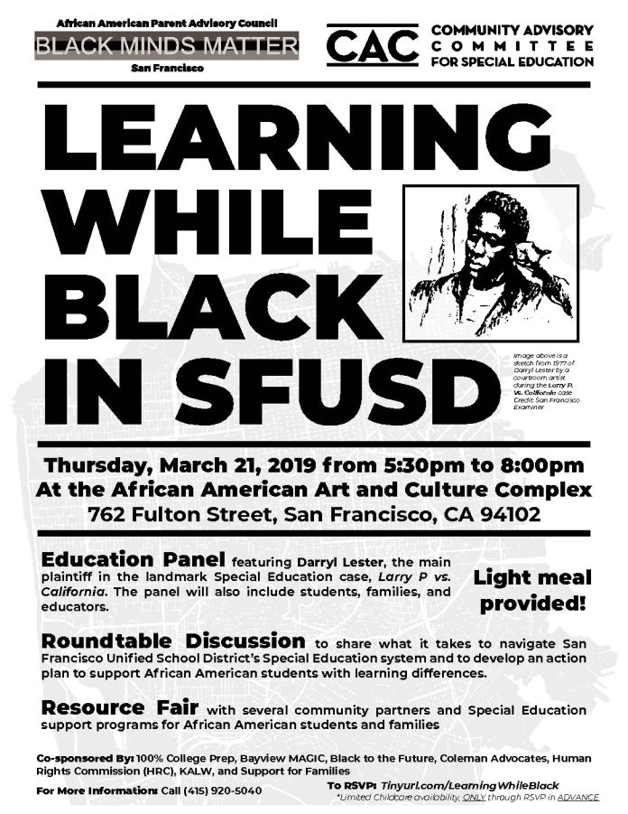 4a14a28e One African American family, half a century of experience in SF ...