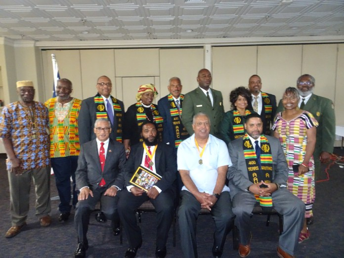 400-Years-of-African-American-History-Commission-at-public-hearing-082219-Fort-Monroe-National-Monument-in-Hampton-Va-by-Wanda, Wanda's Picks for October 2019, Culture Currents