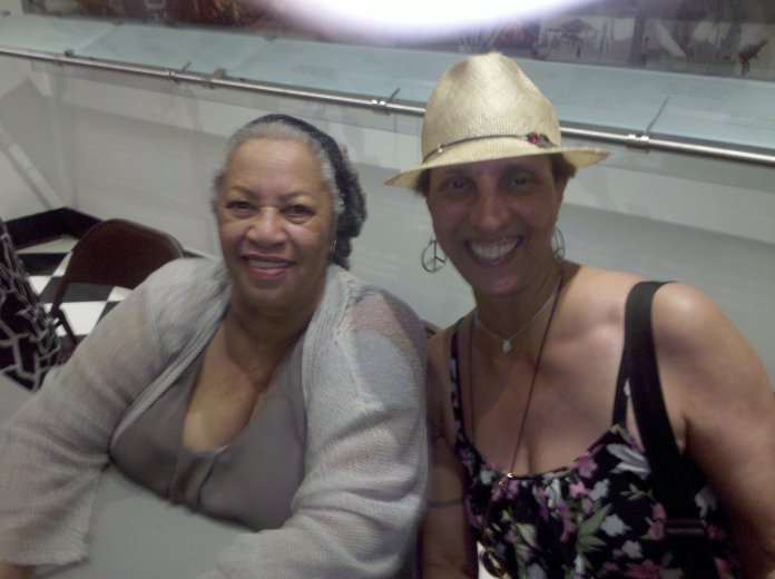 Toni-Morrison-and-Linda-Addison-in-a-2010-photo-from-Linda's-phone, #StokersSoWhite: 2016-2018, the fall of tokenism at the HWA, Culture Currents
