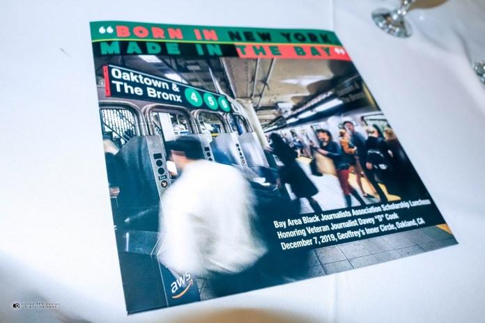 BABJA-Davey-D-Lifetime-Achmt-Award-programs-album-cover-w-vinyl-records-Geoffreys-120719-by-Smoke-EFX-Design-Photogy, Bay Area Black Journalists honor Davey D with Lifetime Achievement Award, Culture Currents