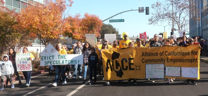 ACCE-contingent-leads-massive-march-for-affordable-housing-in-Oakland-112319-by-Jahahara, Support the Bay View and our righteous movements!, Culture Currents
