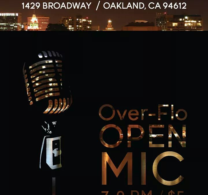 Open Mic Night in Oakland – Sept. 18th