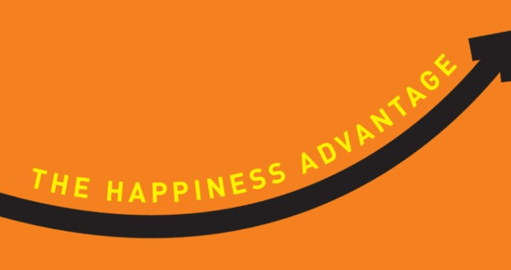 September's Book Club Selection: The Happiness Advantage by Shawn Achor