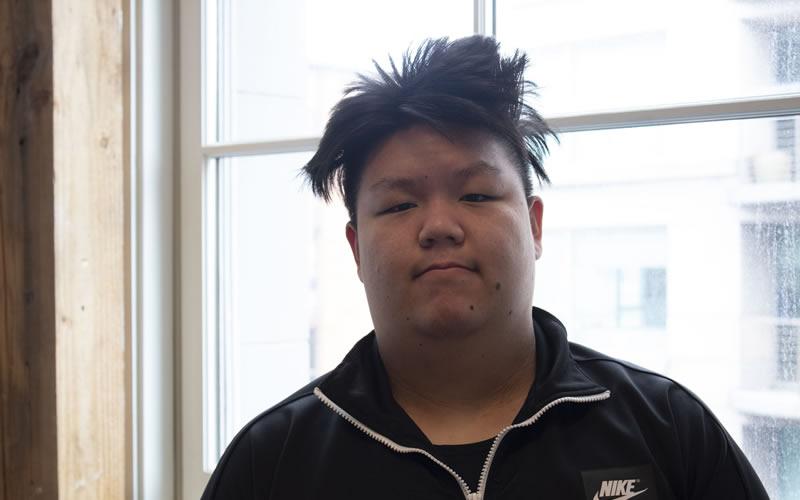 Tyler Yin, Future Grads participant