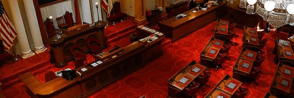 California Politics Maintains Course