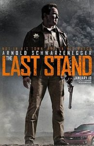 The Last Stand film trailer.