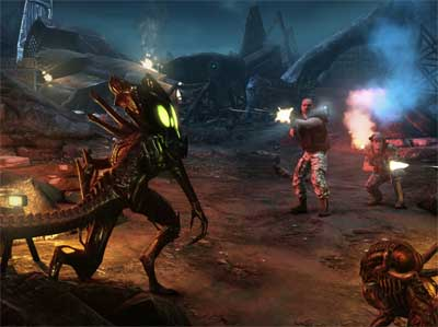 Aliens: Colonial Marines... get some!