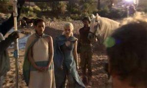 Game of Thrones' 3rd season peek.