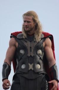 Thor the Dark World movie.