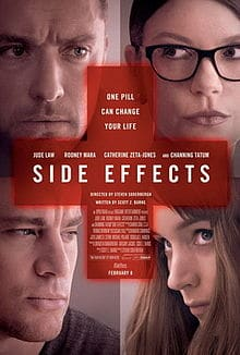 Side Effects (2013) (film review).