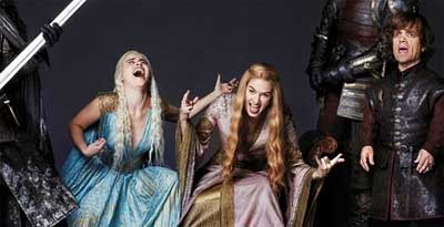 Game of Thrones third season... trailer magnificence.