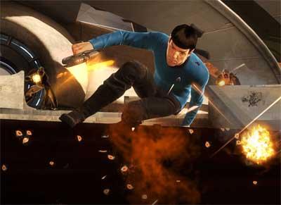 Star Trek: The Game.
