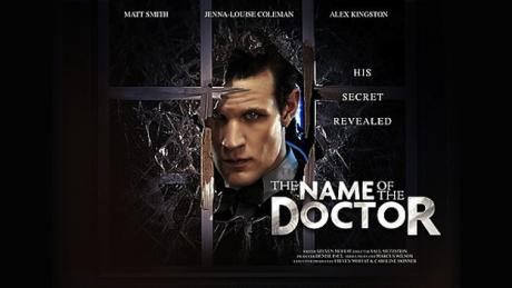 The name of the Doctor.