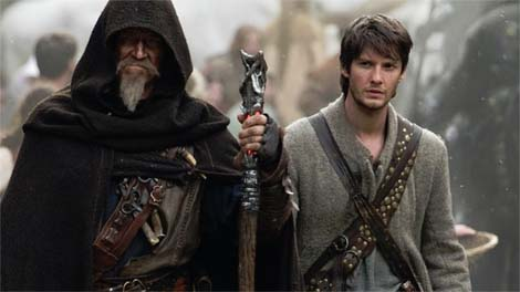 Seventh Son has a wizard time.