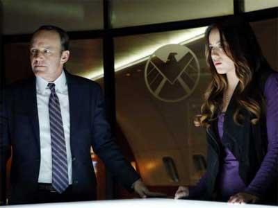 Agents of S.H.I.E.L.D... Joss Whedon chats.