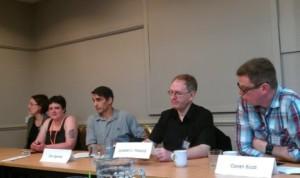 Bristol-Con Panel 'The Evolution of Genre'-2